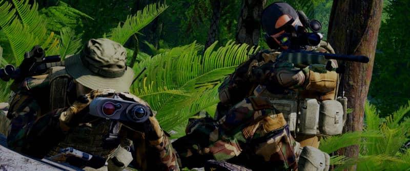 arma 3 sniper spotter
