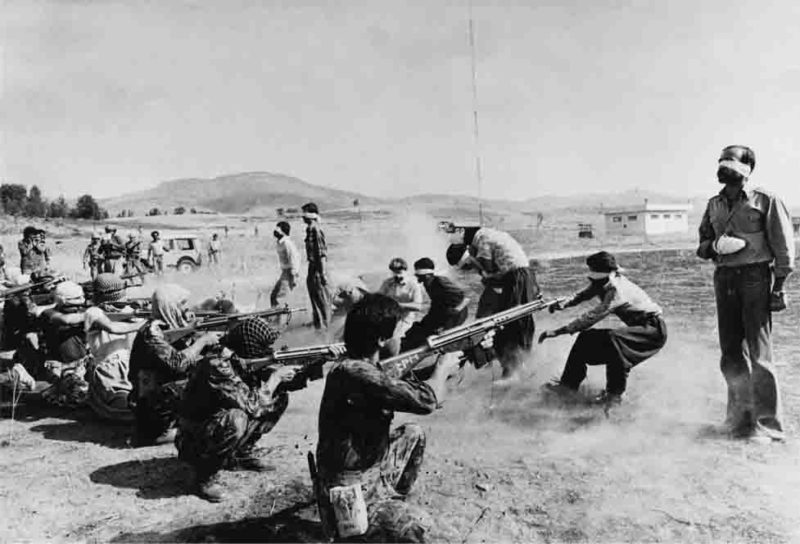 ArmA 3 Clan MilSim - Firing Squad in Iran