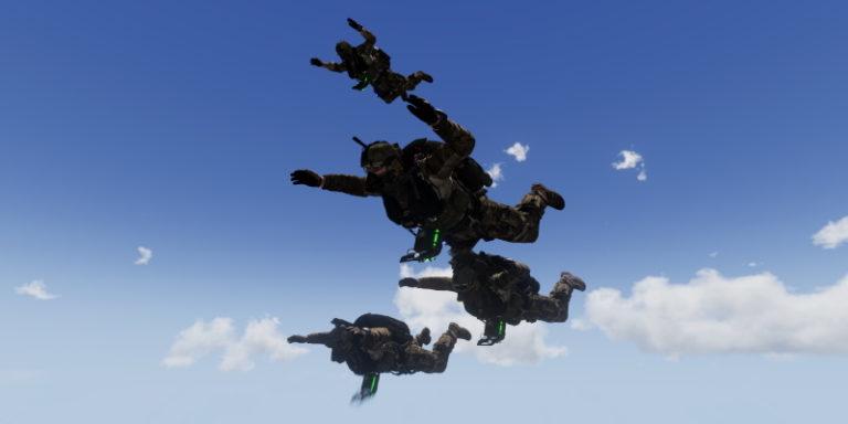 ArmA 3 Clan MilSim - Halo group1