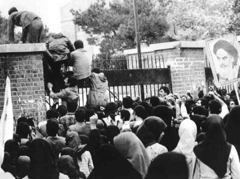 ArmA 3 Clan MilSim - Iran hostage crisis Iraninan students comes up U.S. embassy in Tehran