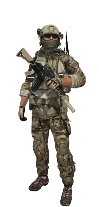 Arma reforger Infantry