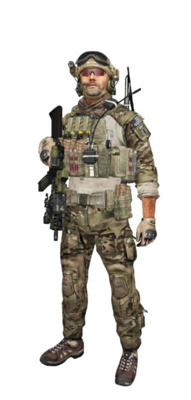 Arma 3 JTAC CAS