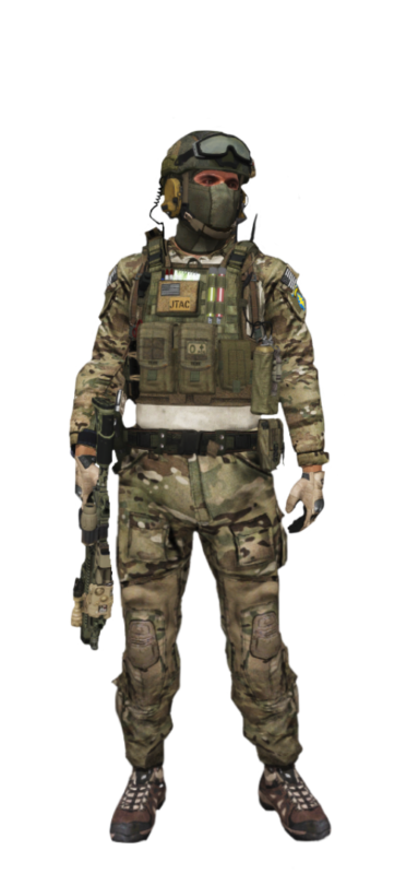 Arma reforge JTAC