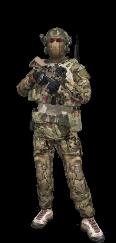 ArmA 3 Clan MilSim - KL SOTAC SQL
