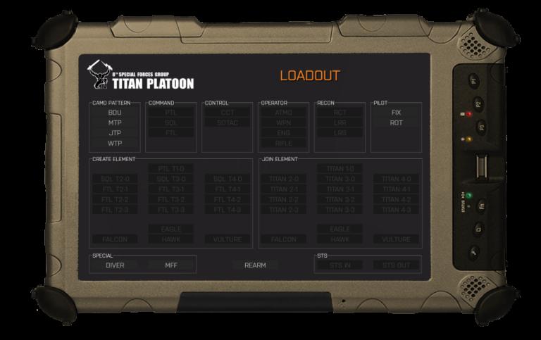 Arma 3 Loudoaut script Menu system