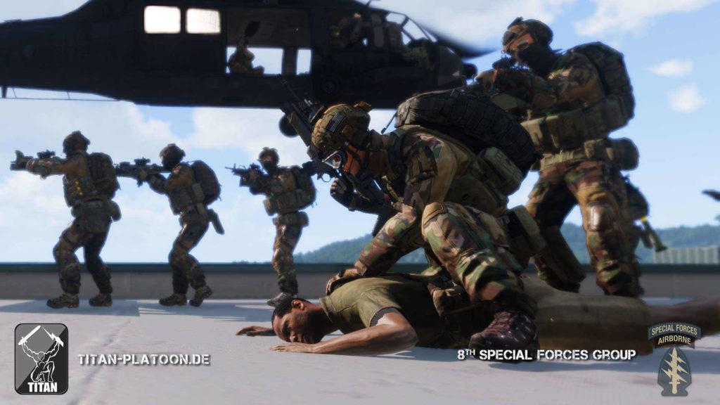 ArmA 3 Clan MilSim - Missionpicture