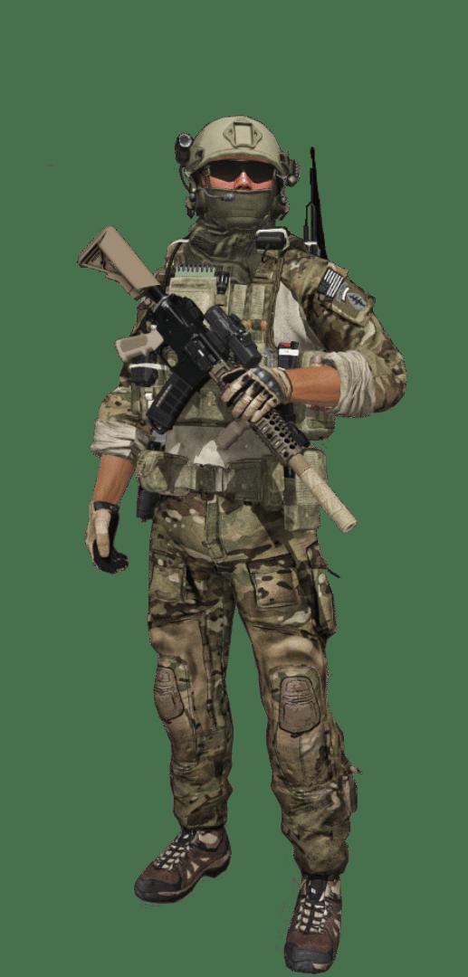 fireteam leader