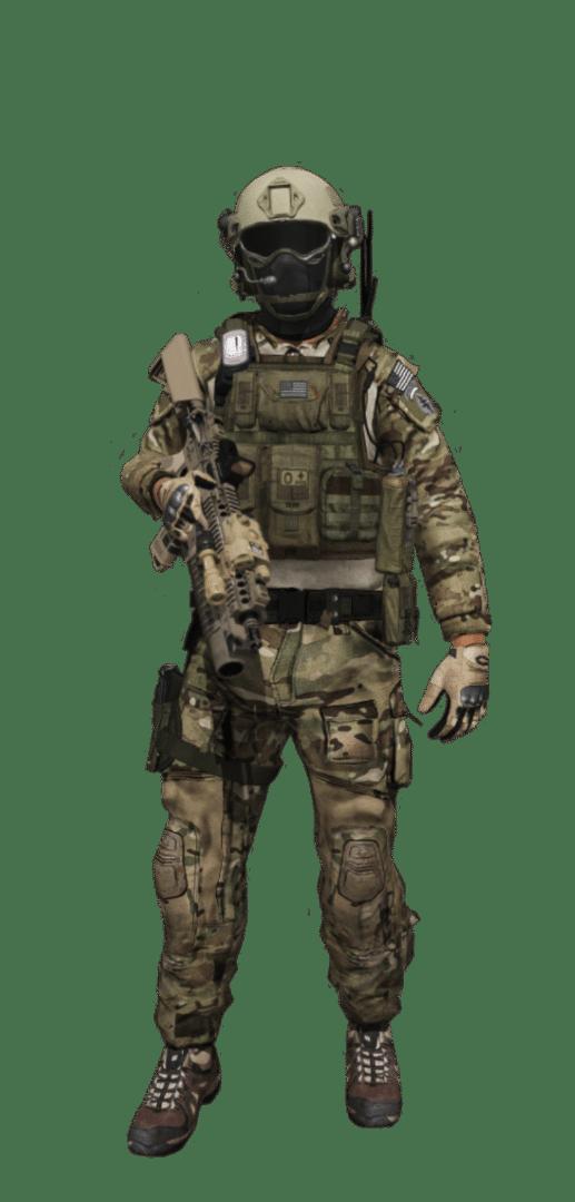 Arma 3 Platoon Leader PLT