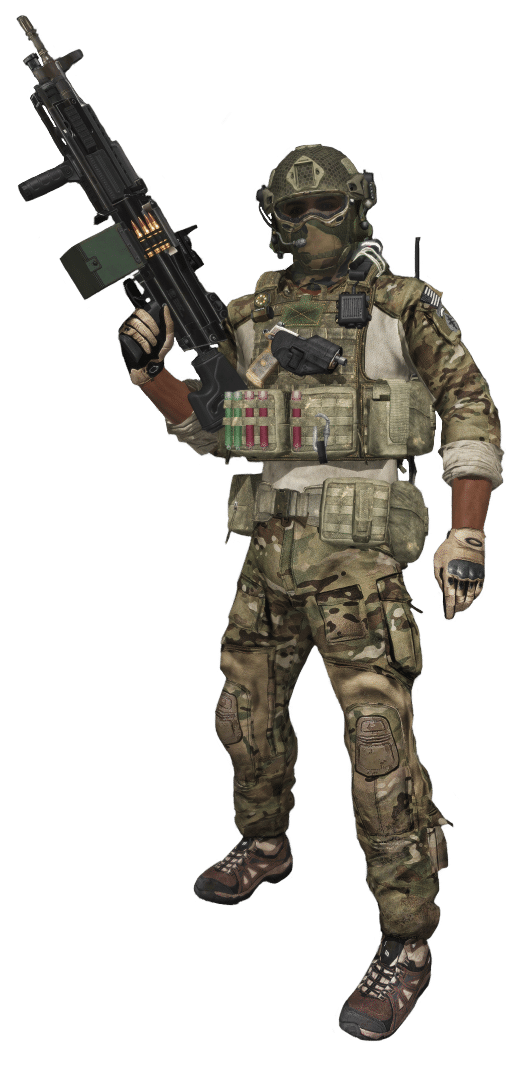 Arma 3 MG Schütze