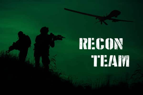 Arma 3 Sniper Recon