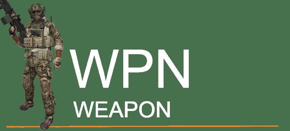 Maschine Gun Operator