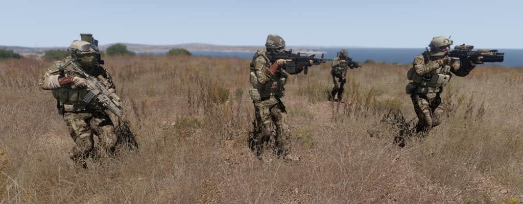 ArmA 3 Clan MilSim - ft1