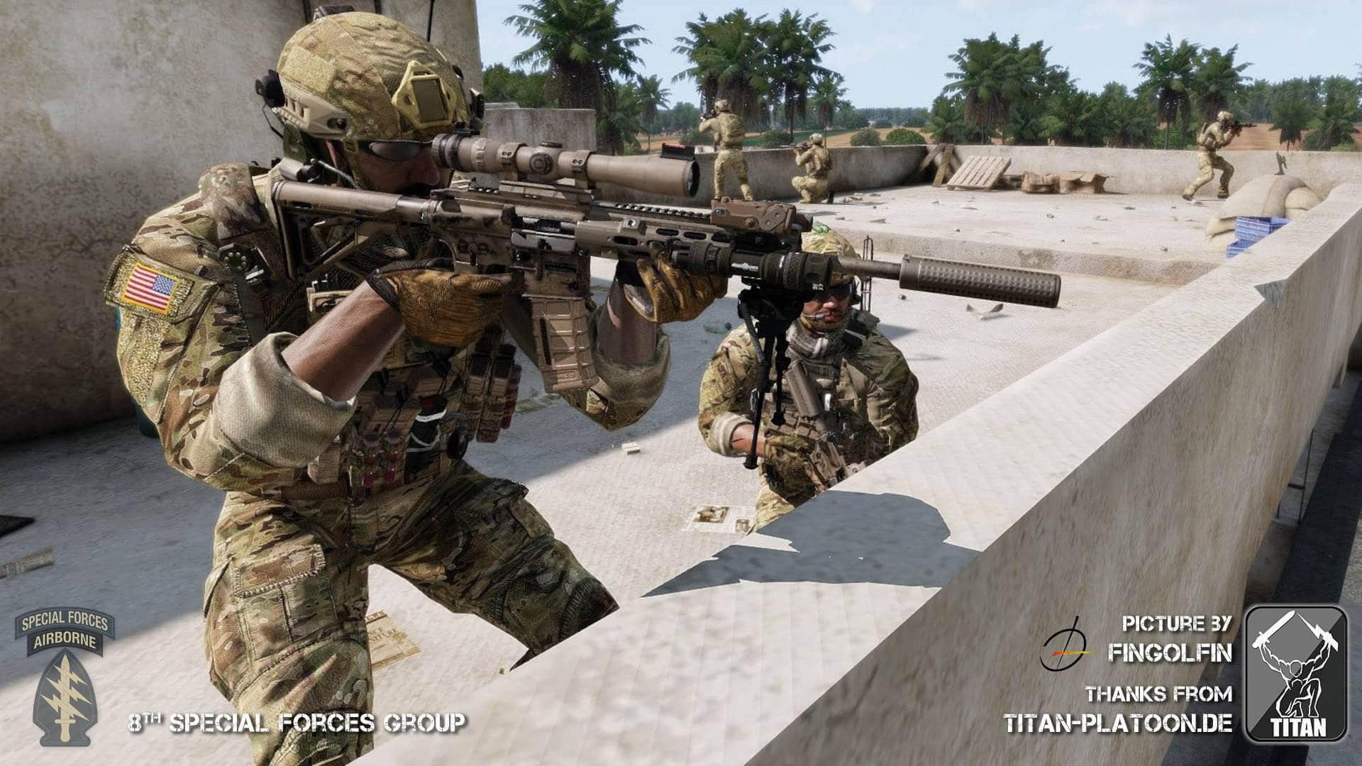 Arma 3 clan milsim Operation event