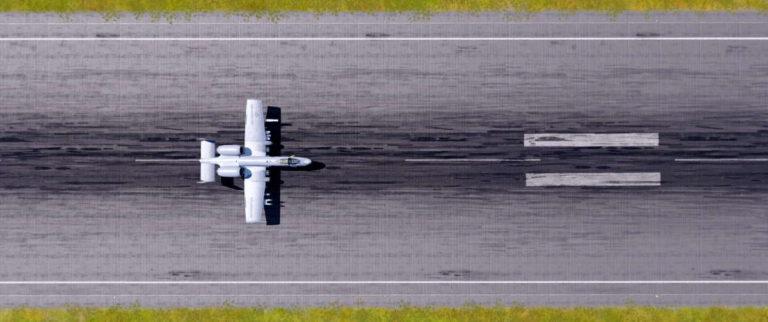 a10 take off