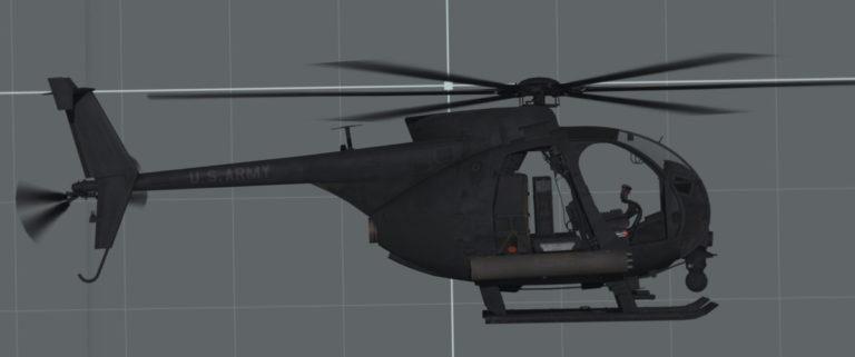 Arma 3 RHS MELB