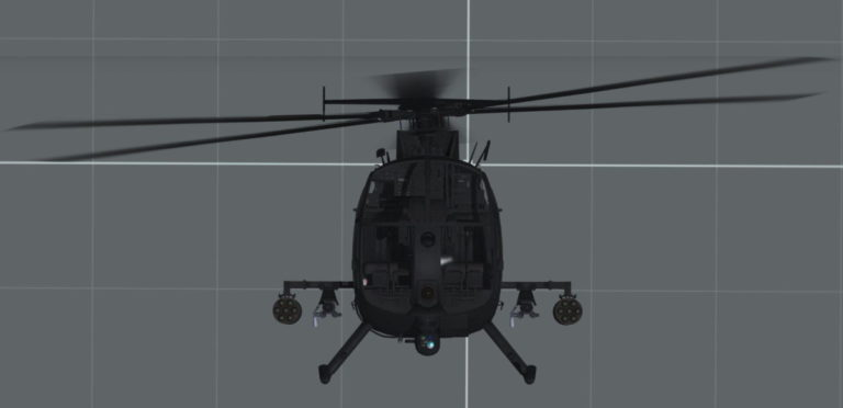 AH-6 MELB