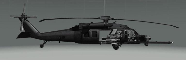 ArmA 3 Clan MilSim - AH 60 DAP Seite