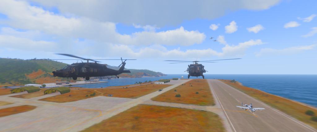 ArmA 3 Clan MilSim - Airfield Communication