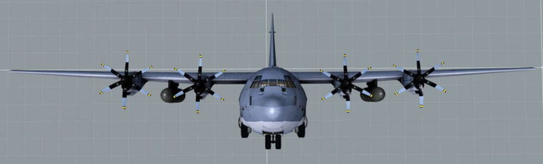 c-130 Arma 3 mod