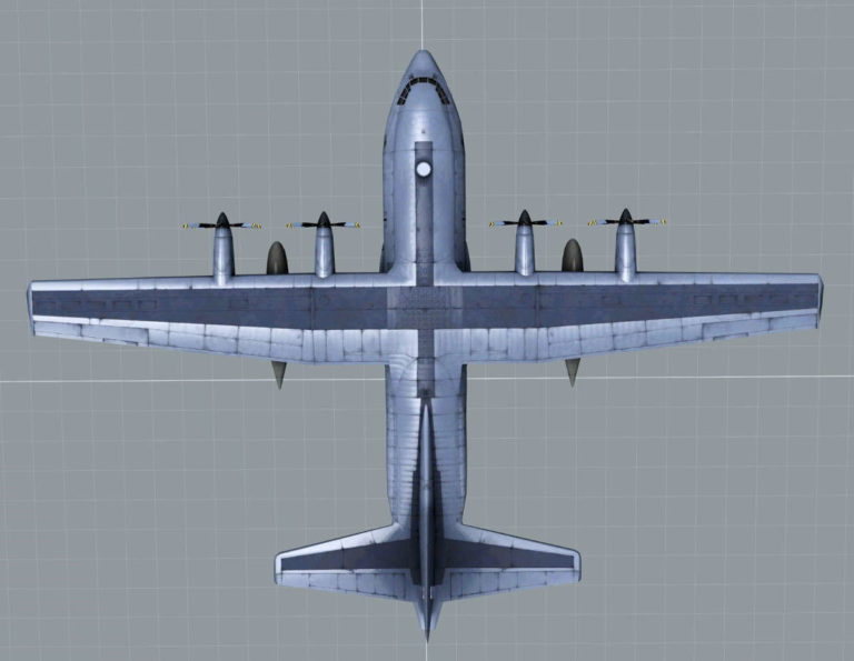 ArmA 3 Clan MilSim - C 130 Hercules 3