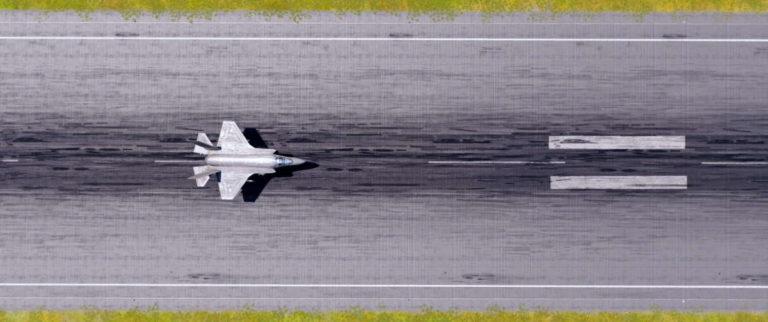 f-35 vtol start