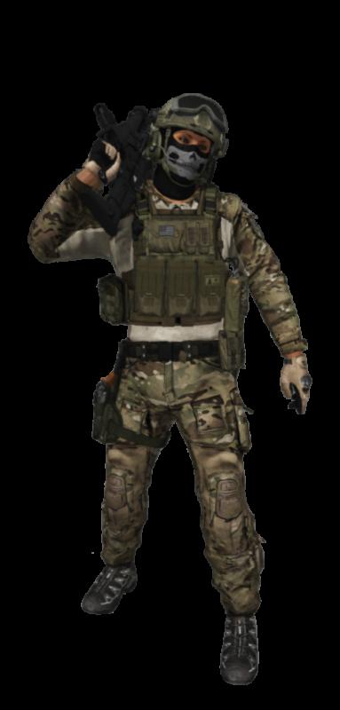 ArmA 3 Clan MilSim - Fireteam Aufbau 2