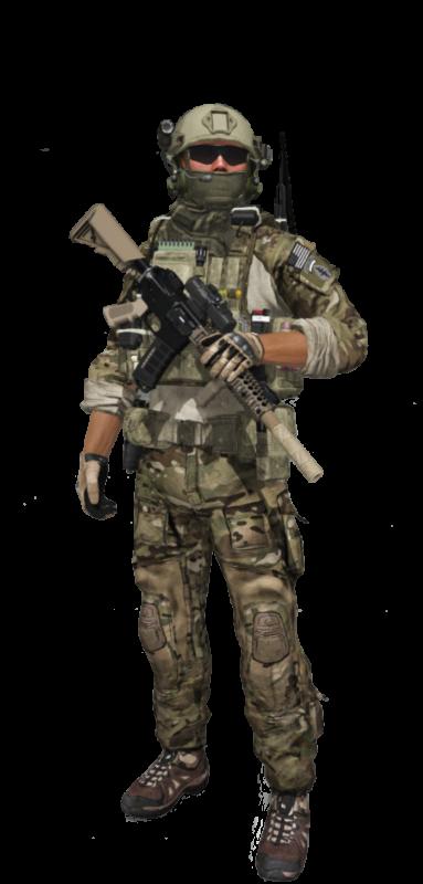 ArmA 3 Clan MilSim - Fireteam Aufbau 3