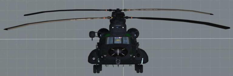 MH-47E SOAR