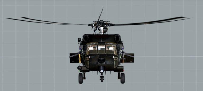 Arma 3 Yax UH-60