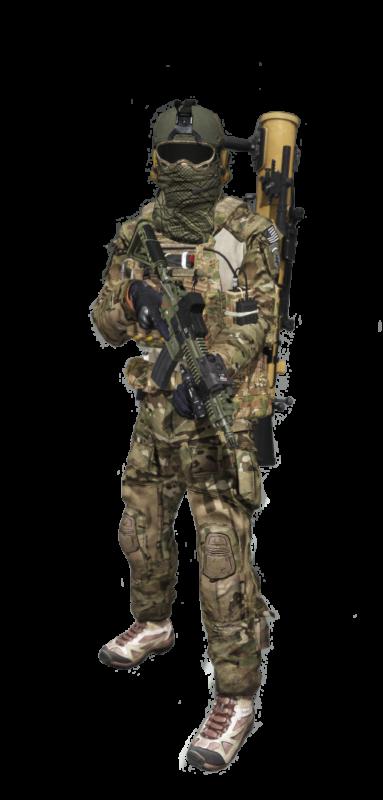 Platoon Soldier