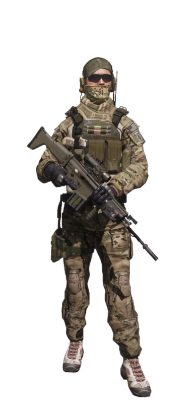 Arma 3 Spotter
