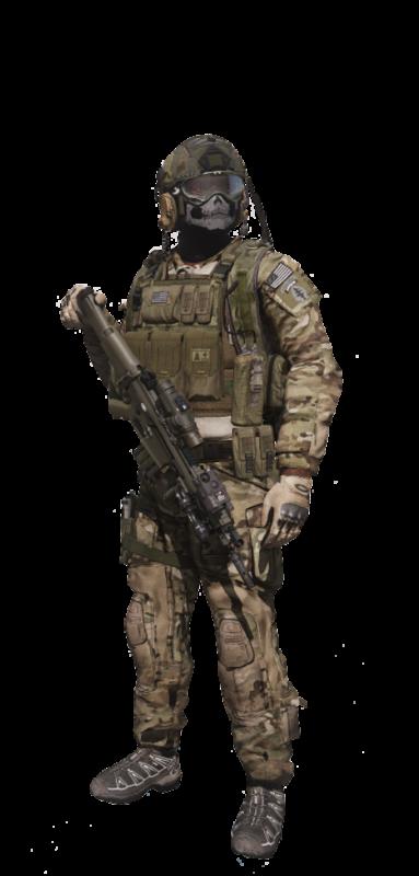 Arma 3 Recon