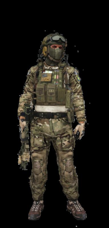 ArmA 3 Clan MilSim - Squad Aufbau 1