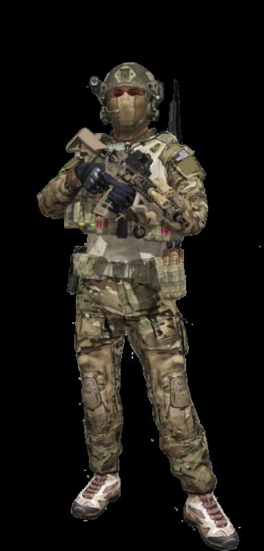 ArmA 3 Clan MilSim - Squad Aufbau 2
