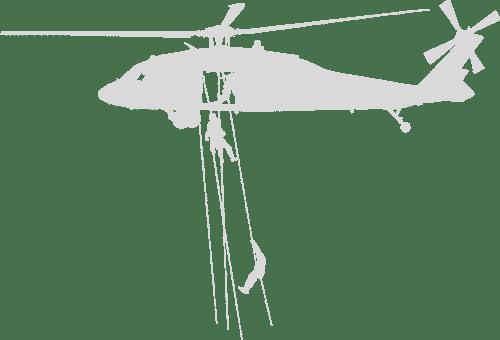 ArmA 3 Clan MilSim - event Fast Rope