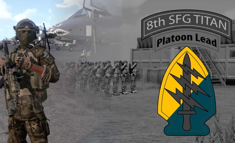 Arma 3 clan milsim Platoon Lead