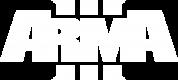 Logo des Spiels ArmA 3 von Bohemia Interactive
